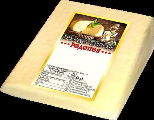 Твърдо сирене Родопея