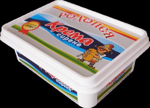 Крем сирене Родопея 0,200гр.