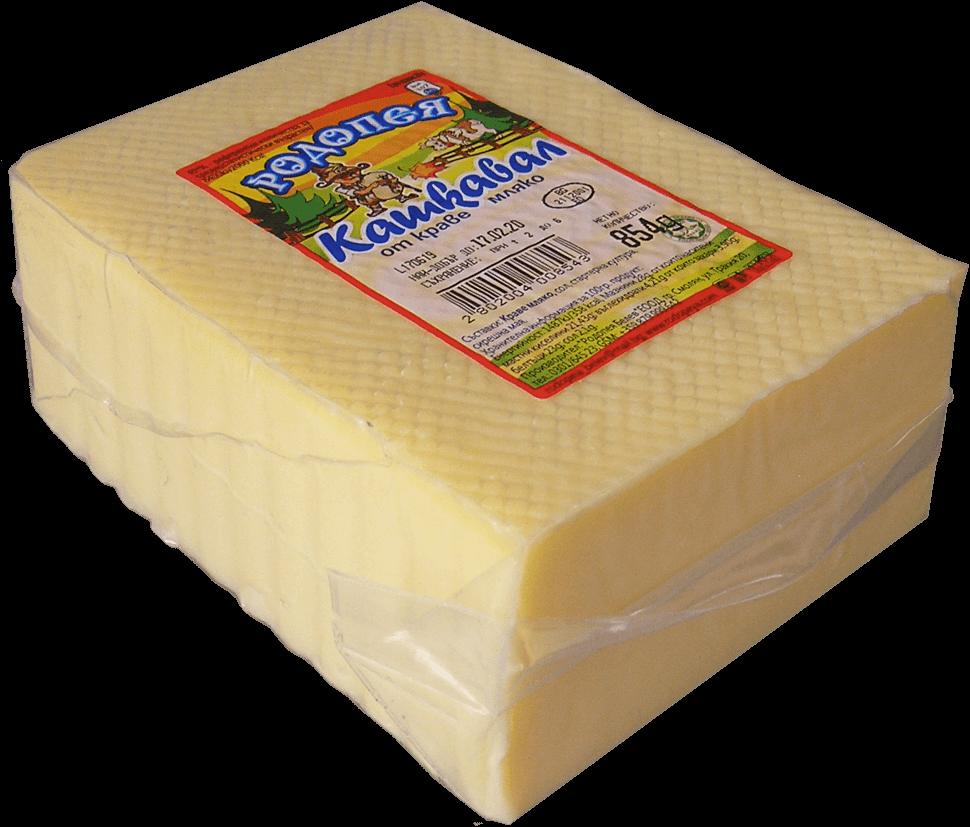 Краве кашкавал Родопея - малък тостерен