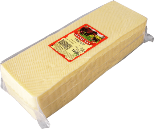 Краве кашкавал Мечи Чал 2кг. тостер