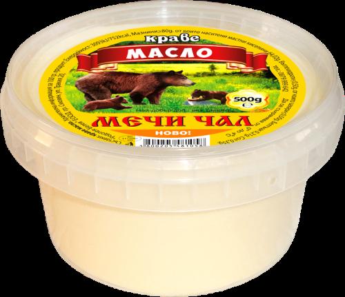 Краве масло Мечи Чал 0,250 гр.